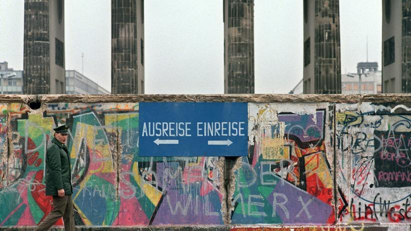 Künstler in der DDR: Von drüben her
