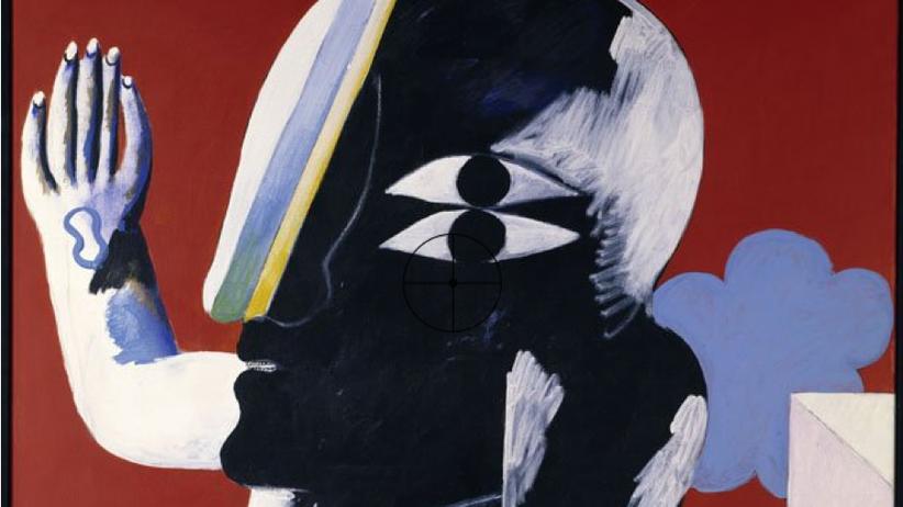 Horst Antes: Dada aus Afrika