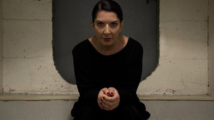Marina Abramović: Die Performance-Künstlerin Marina Abramović