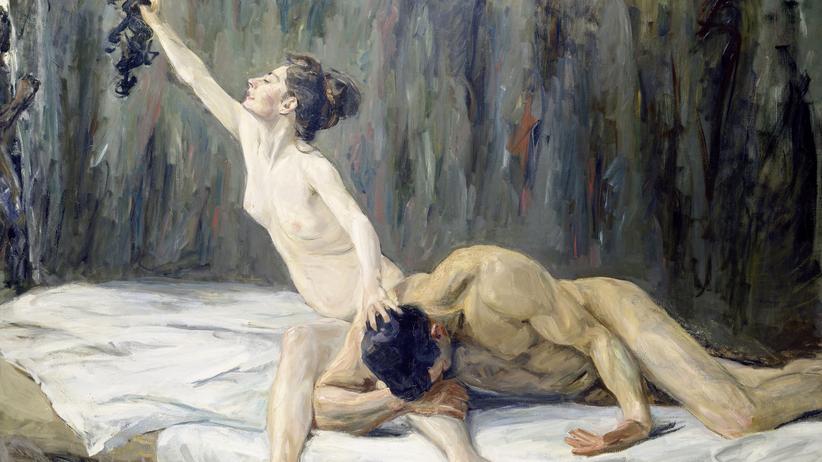 """""""Geschlechterkampf!"""": Vamp, Sphinx oder Eva"""