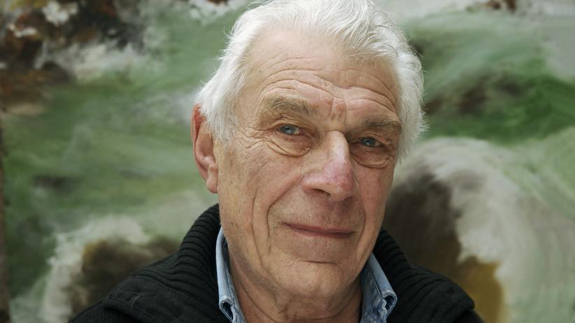John Berger: John Berger im Jahr 2009