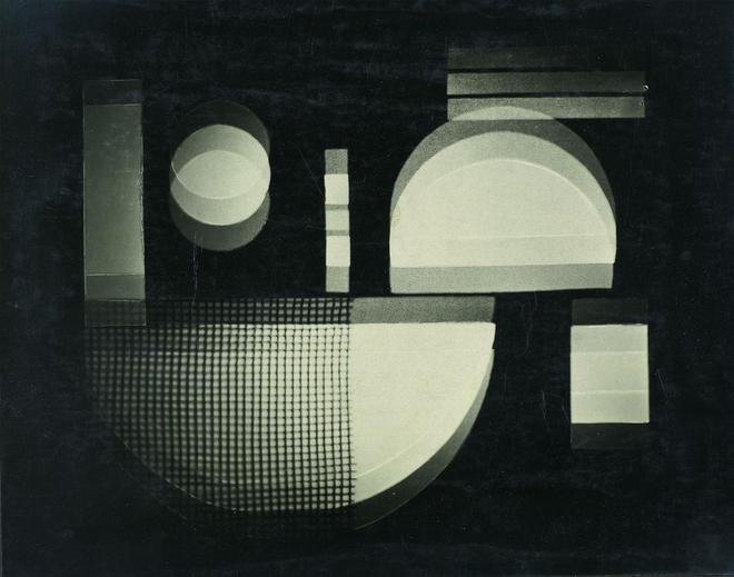 Bauhaus Eine Lichtshow Für Kandinsky Zeit Online
