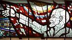 DDR-Kunst: Die Mauer aus Glas