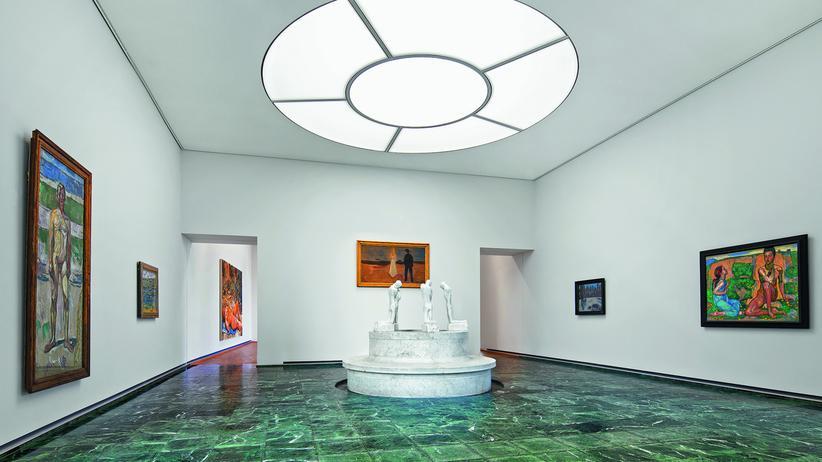 Ruhrgebiet: Klassiker der Moderne im Essener Museum Folkwang