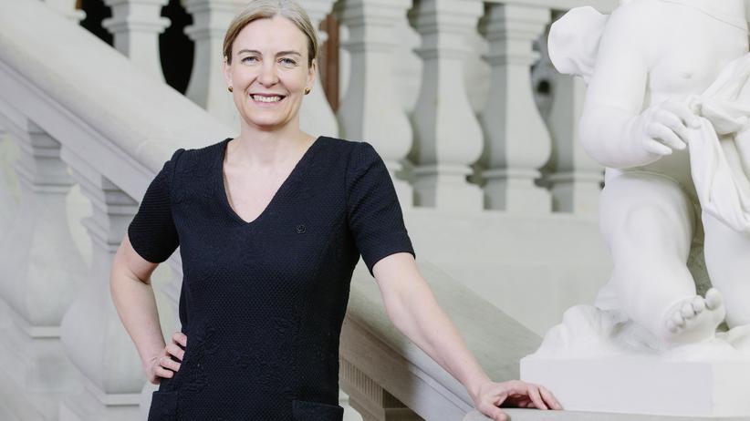 Kunstfreiheit: Marion Ackermann ist seit November 2016 Generaldirektorin der Staatlichen Kunstsammlungen Dresden, der nach Berlin zweitgrößten Museumslandschaft Deutschlands.