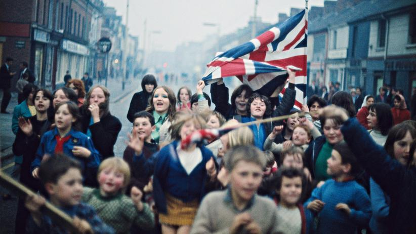 Robert Lebeck: Jenseits der Barrikaden