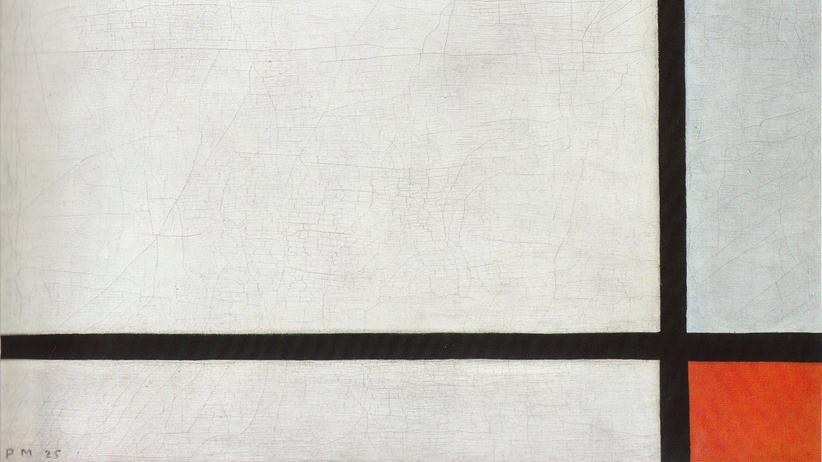 Piet Mondrian: Wem gehören die Mondrians?