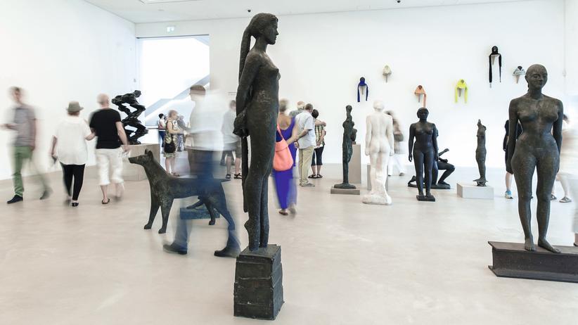Kunsthalle Mannheim: Der neue Block