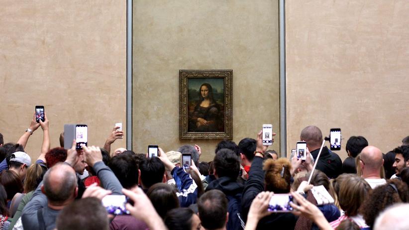 Selfies: Keine Fotos im Museum!