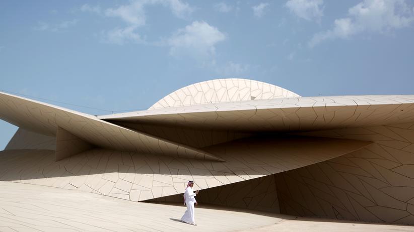Katar: Ein Museum zwischen Wüste und Meer
