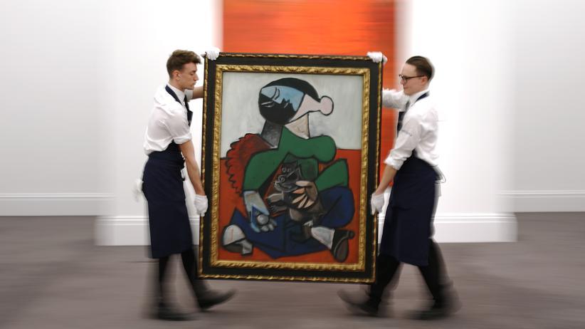 Kunstmarkt Grundkurs: Der Titel