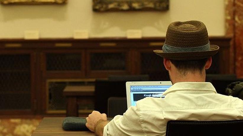 Lyrik im Netz: Egal, wo und egal, vor wem – die Lyrikszene hat etwas zu sagen