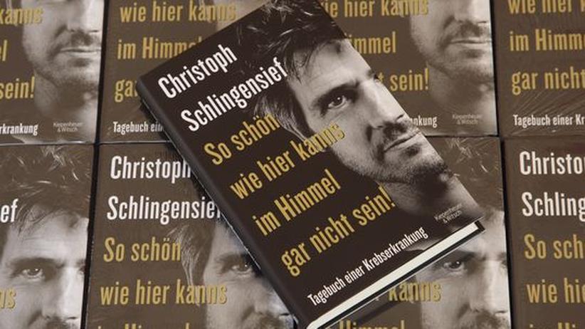 Sachbuch: In seinem Buch erzählt Christoph Schlingensief vom Lungenkrebs. Es wurde zum Bestseller