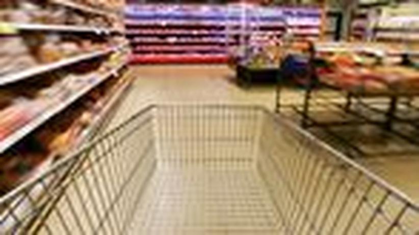 David Wagner: Flaneur im Supermarkt