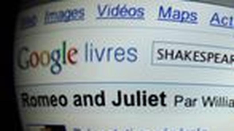 Buchbranche: Googles andere Seiten