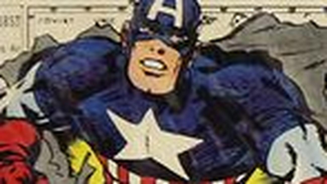 20 Jahre Marvel Comics Kinnhaken für Hitler   ZEIT ONLINE