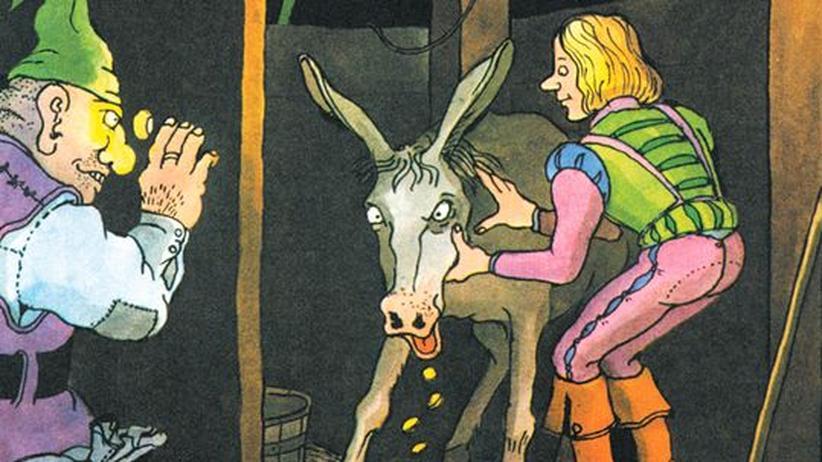 Grimmsche Märchen: Wie Wilhelm Grimm das Märchen erfand