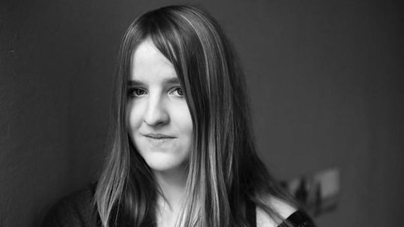 Debütroman von Helene Hegemann: Helene Hegemann, 17 Jahre alt
