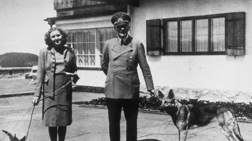 Eva Braun: Die unsichtbare Frau Hitler