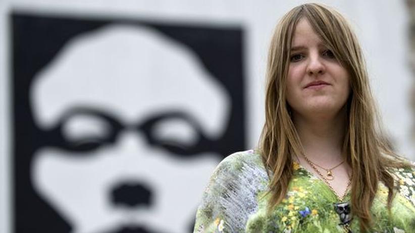 Helene Hegemann: Die Autorin Helene Hegemann