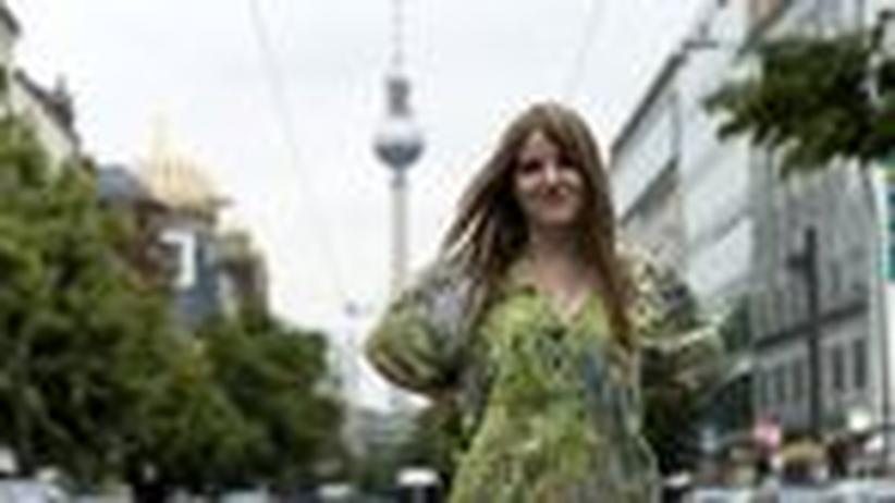 Helene Hegemann wird 18: Zuckerwatte statt Koks