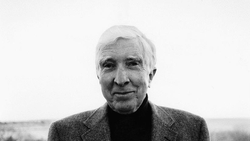 John Updike: Verse des Abschieds