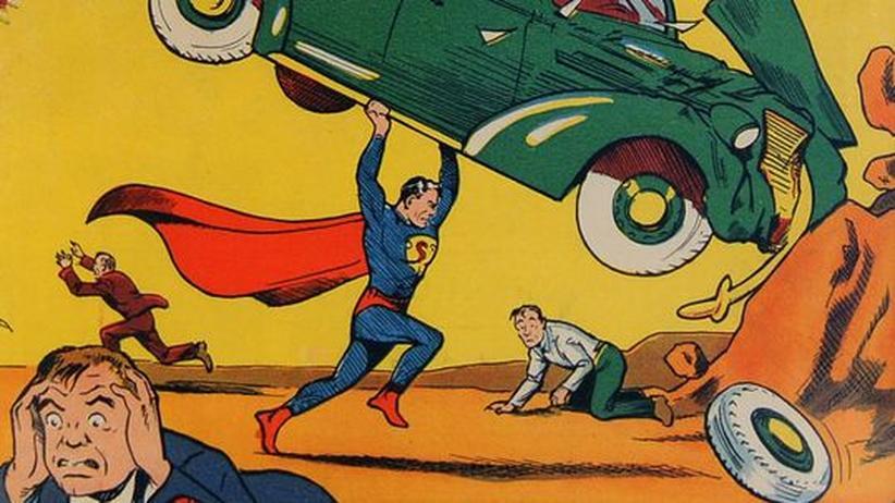 Comics: Altpapier für Millionäre
