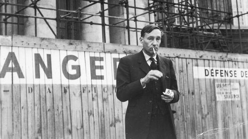 Jack Kerouac und William S. Burroughs: Der Schriftsteller William S. Burroughs, 1964