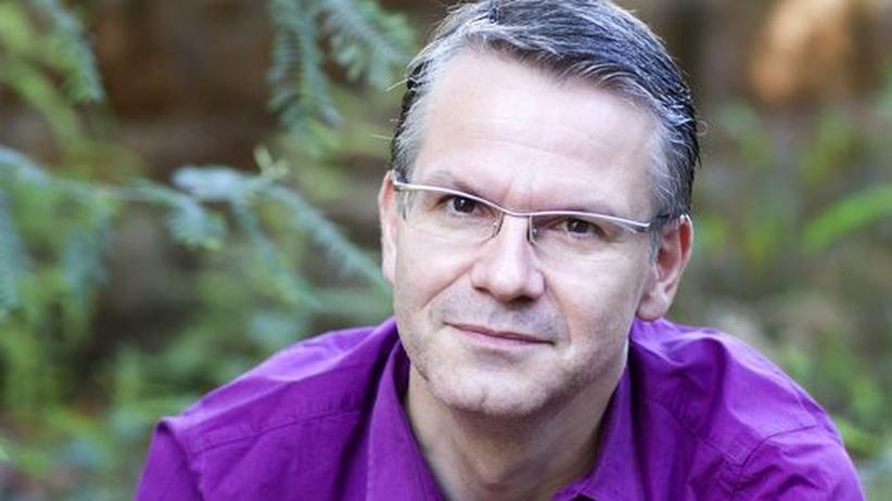 Schriftsteller: Der Dichter, Übersetzer und Essayist Durs Grünbein