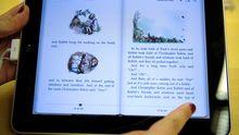 """""""Pu der Bär"""" auf dem iPad. An dem Buch von A. A. Milne gab es offenbar nichts zu beanstanden"""