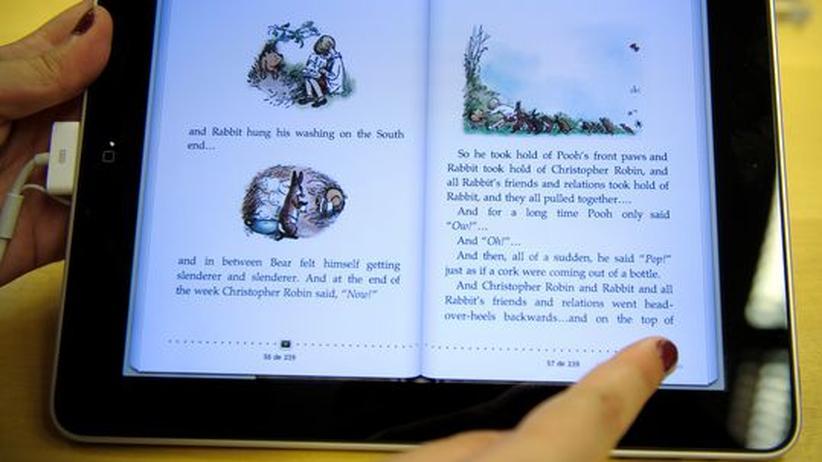 Literatur & Ipad: Apple, der Wegelagerer