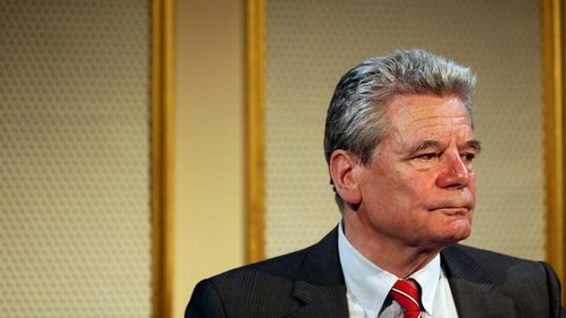 Sachbuch: Verkörperung der Geschichte: Joachim Gauck, Kandidat für das Amt des Bundespräsidenten