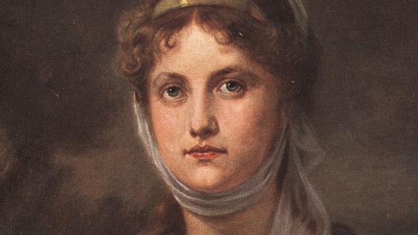 Luise von Preussen: Luise von Preußen, um 1800