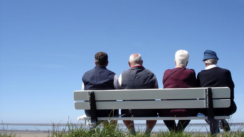 Roman von Michael Scharang: Privilegien des Alterns