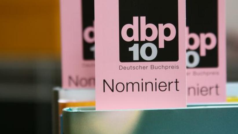 Für den Deutschen Buchpreis nominiert zu werden, bringt Renommee und Umsatz