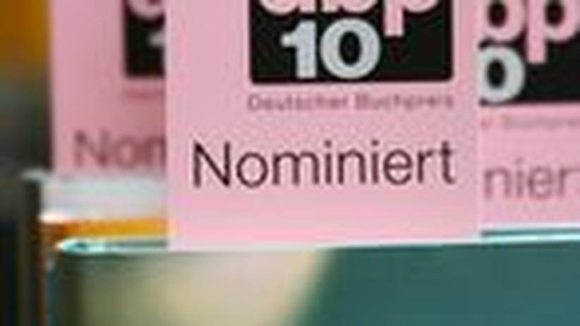 Literatur: Jury gibt Buchpreis-Nominierungen bekannt