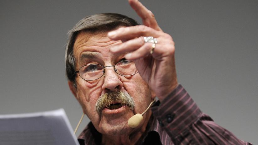 Günter Grass: Letzte, strenge Ermahnungen