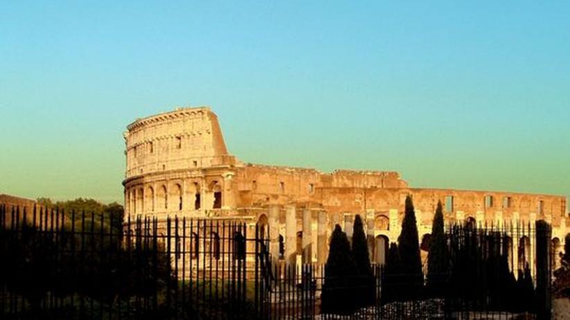 """Roberto Bolaños """"Lumpenroman"""": Rom bildet den Hintergrund von Roberto Bolaños Roman aus dem Nachlass"""