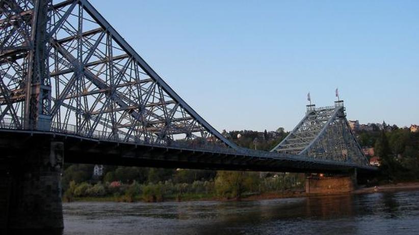 "Brücke ""Blaues Wunder"""
