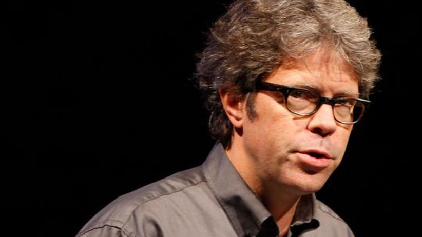 """Roman """"Freiheit"""": Der Schriftsteller Jonathan Franzen, 2009 in New York"""