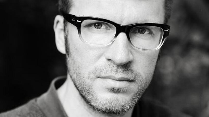 """Andreas Maier """"Das Zimmer"""": Der Schriftsteller Andreas Maier"""