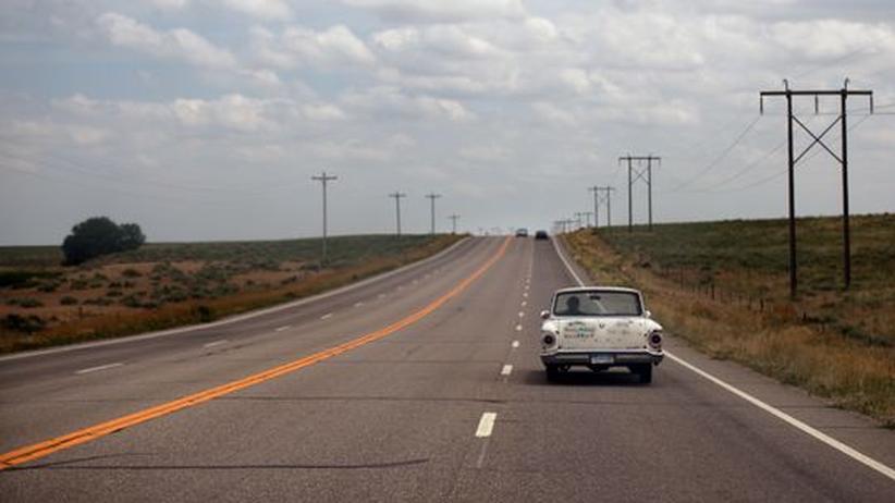 """Beat-Literatur: Ungekürzte Urfassung von Kerouacs """"On the Road"""" veröffentlicht"""
