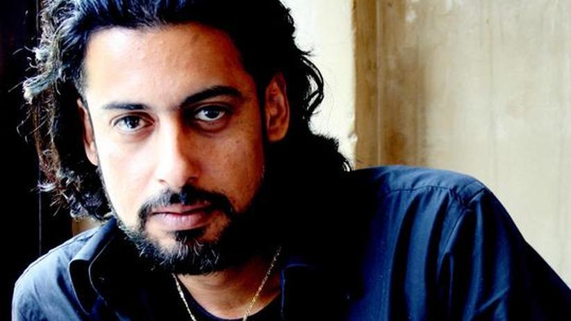 Der Schriftsteller Abbas Khider