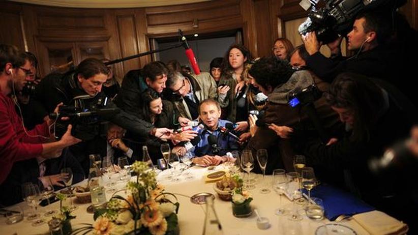 Literaturauszeichnung: Houellebecq erhält Prix Goncourt