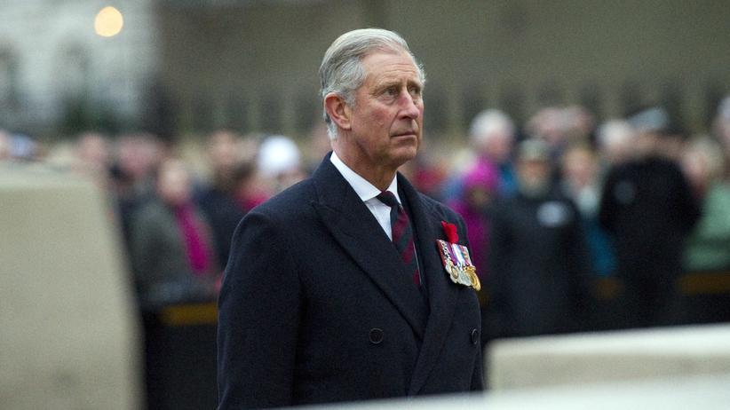 Grossbritannien: Prinz Charles köpft die Vernunft