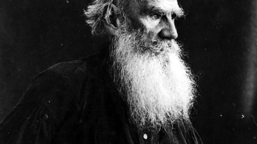 Tolstojs 100. Todestag: Tolstoj, der grüne Graf