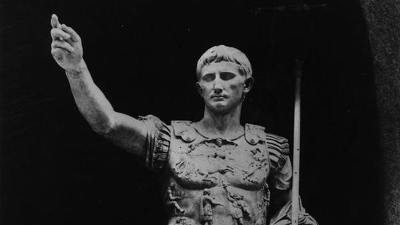 Cicero & Augustus: Eine Statue von Augustus im Vatikan-Museum