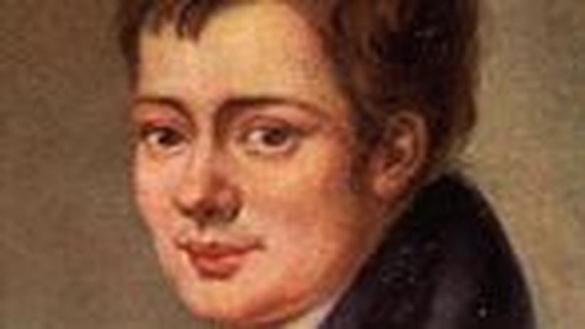 Heinrich von Kleist: Ihm war auf Erden nicht zu helfen