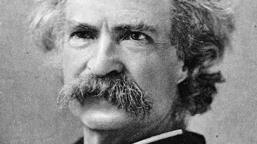 Mark Twain: Bloß nicht das N-Wort