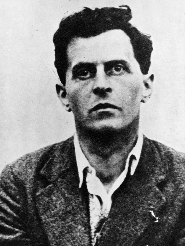 Der Philosoph Ludwig Wittgenstein, 1925